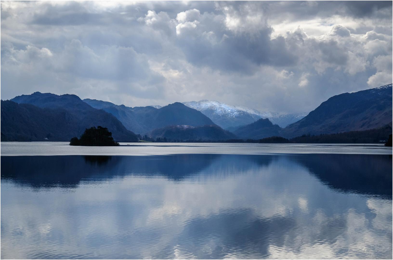 Derwent Water Reflections