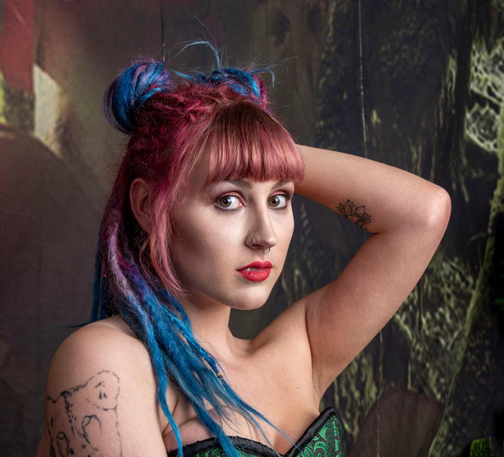 Lady Madona Steampunk