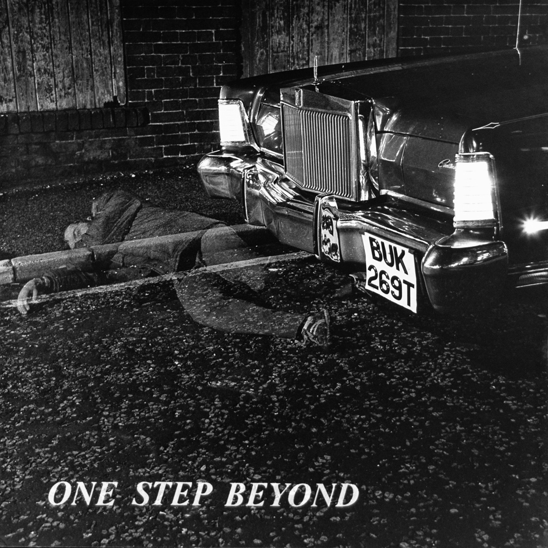 "Tony Cartwright - ""One Step Beyond"""