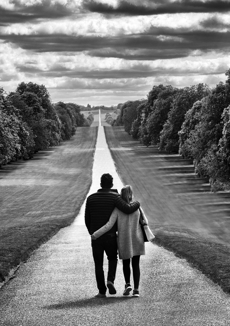 """Stephen Champion - """"Starting The Long Walk Together"""""""