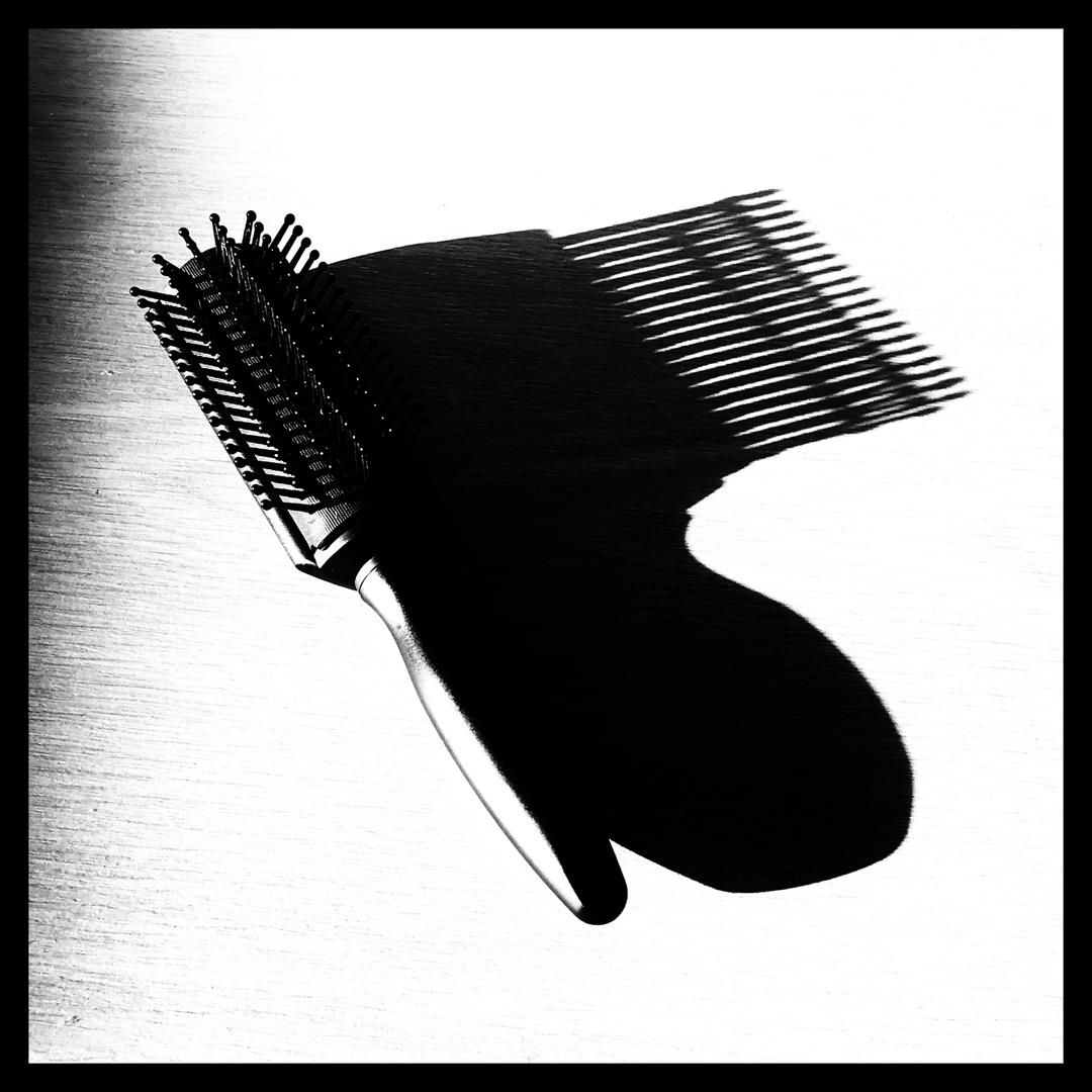 """Robert Watts - """"The Hair Brush"""""""